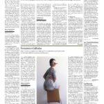 Illustration d'un article sur Marc Lambron / le Monde