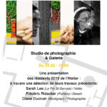 Second exhibition at The Atelier !