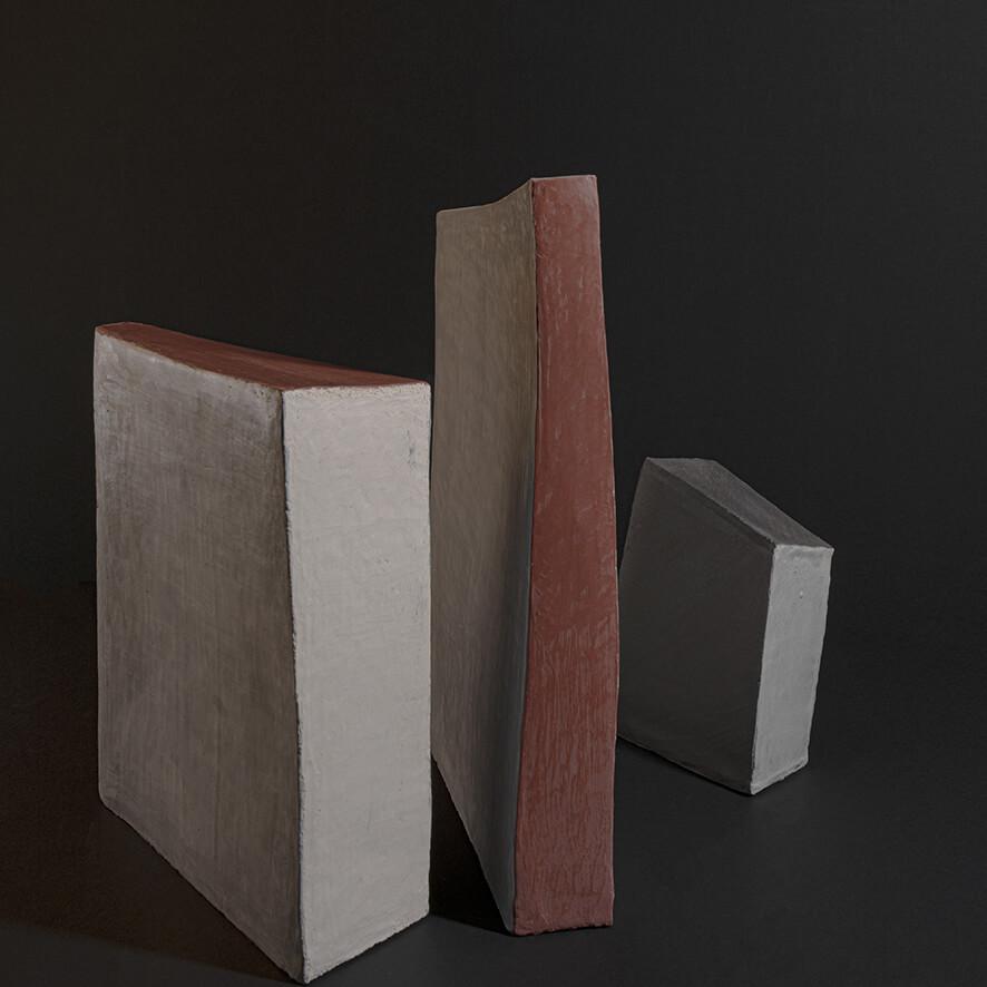 Monoliths in Ceramic